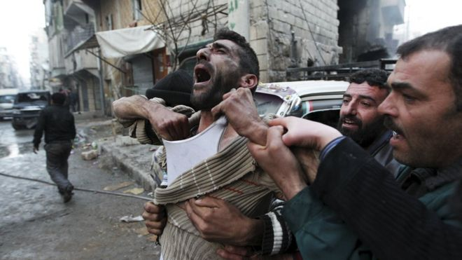 シリア内線が勃発した原因の真実