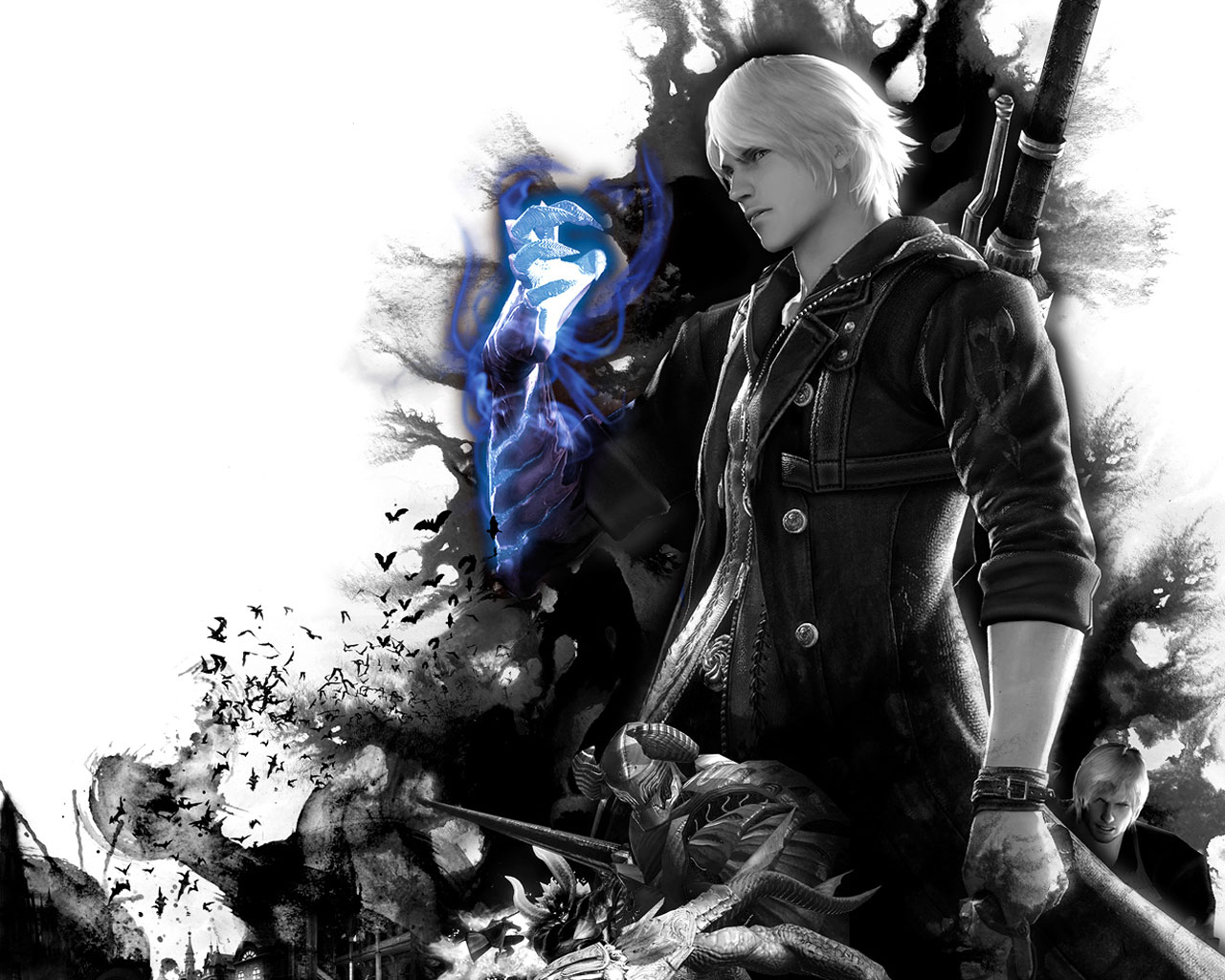 Free Download Games Devil May Cry 4 Full Version (PC/RIP