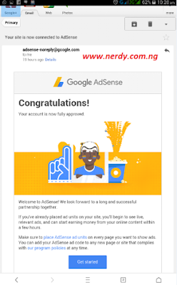 What To Do When Adsense Don't Reply Your Application Status