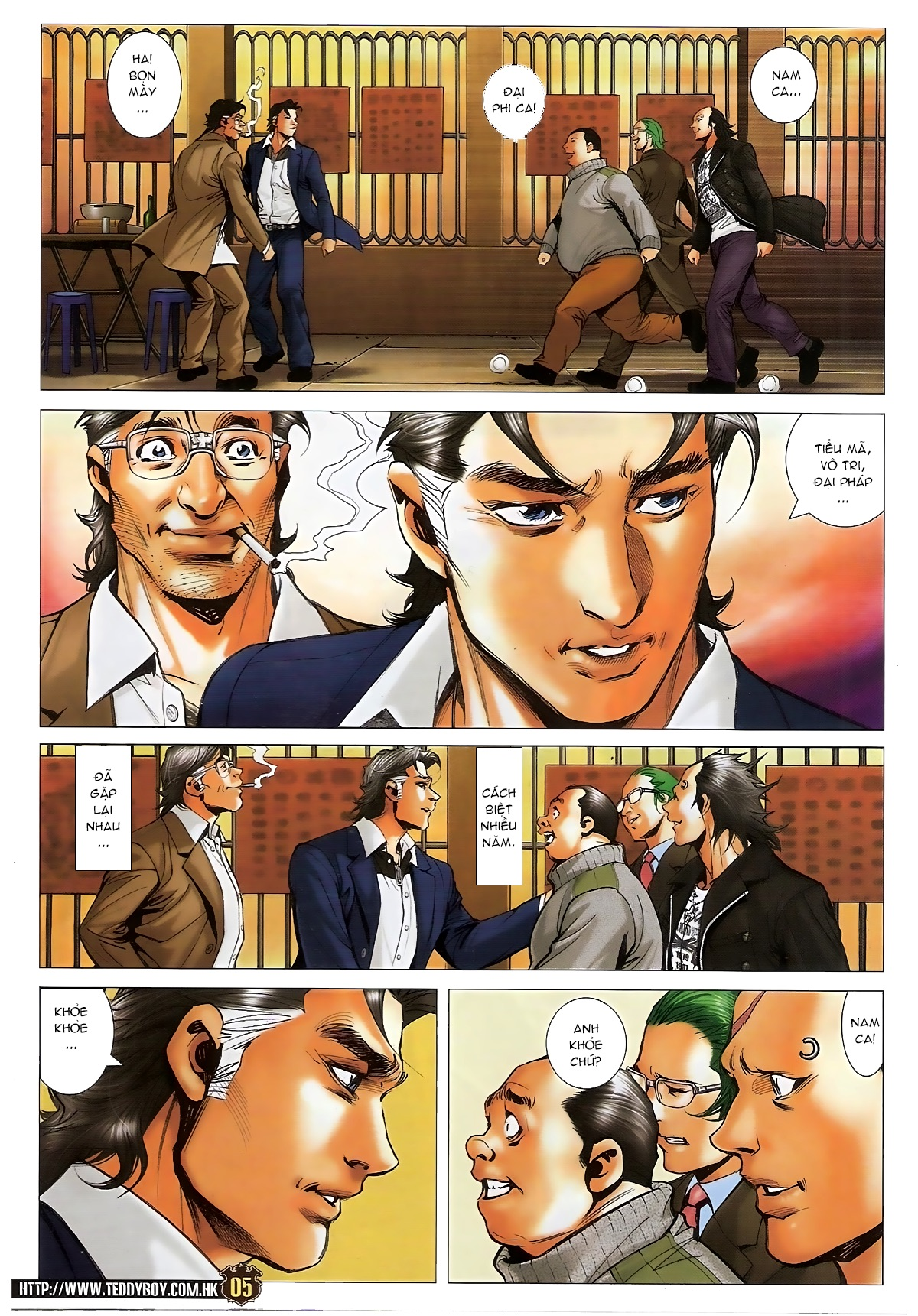 Người Trong Giang Hồ - Chapter 1573: Chuyện bên bếp lẩu - Pic 4