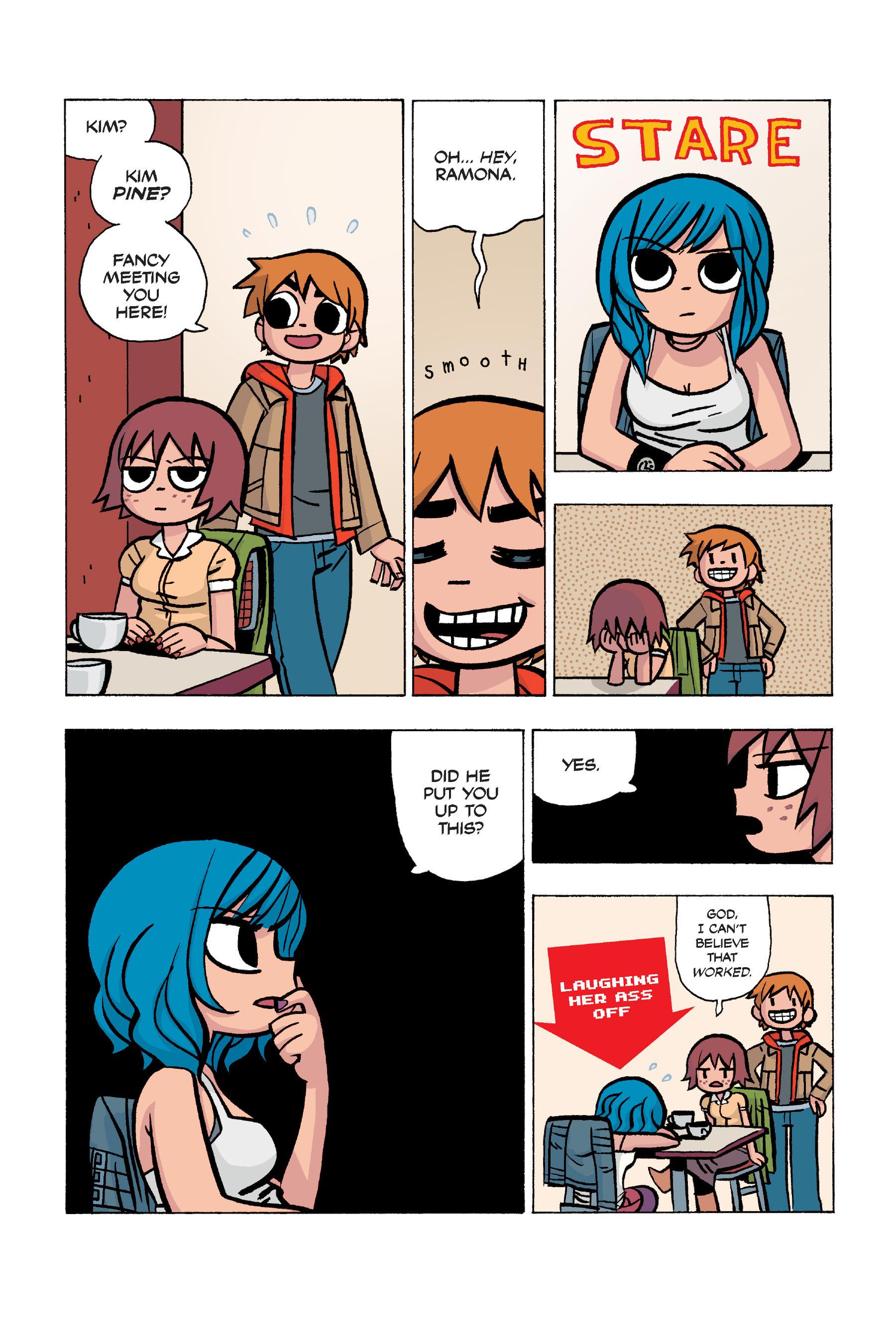 Read online Scott Pilgrim comic -  Issue #5 - 71