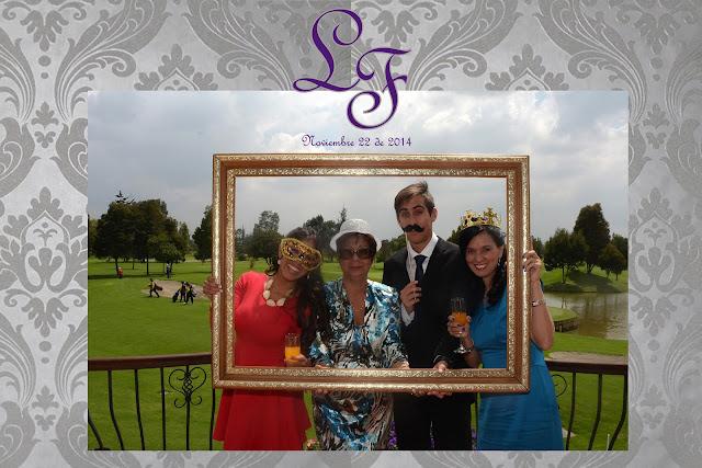 Photobooth para matrimonios en Cota