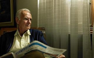Elderly suffering Loneliness