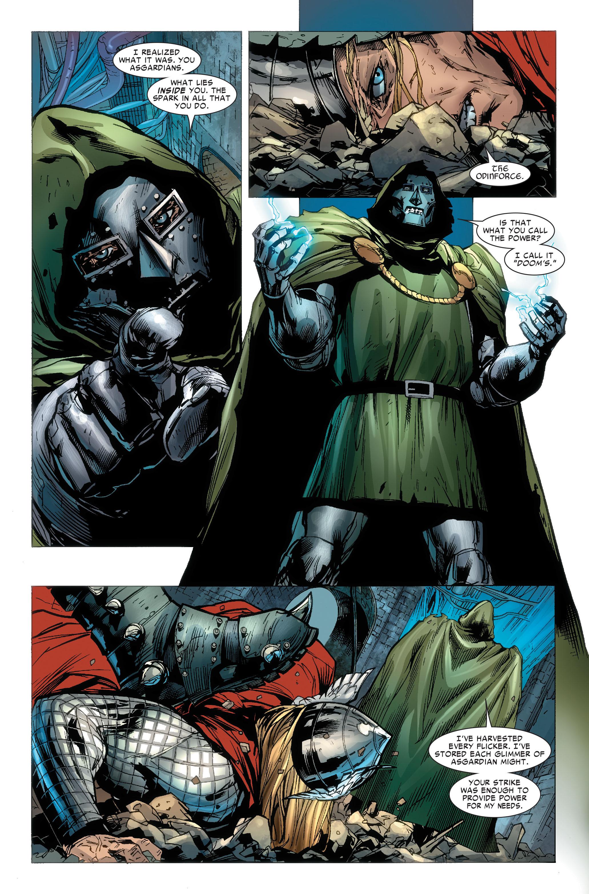 Thor (2007) Issue #605 #18 - English 21