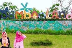 Wisata Jambooland Tulungagung, Waterpak Terbaik di Indonesia