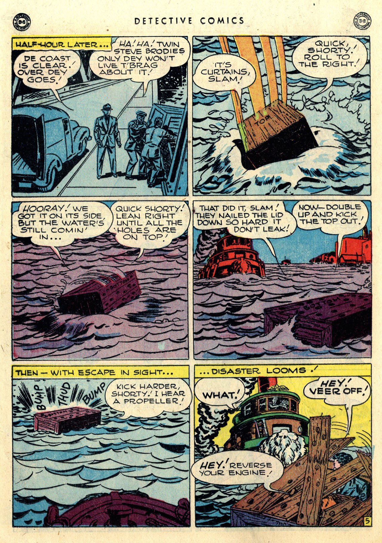 Read online Detective Comics (1937) comic -  Issue #112 - 28