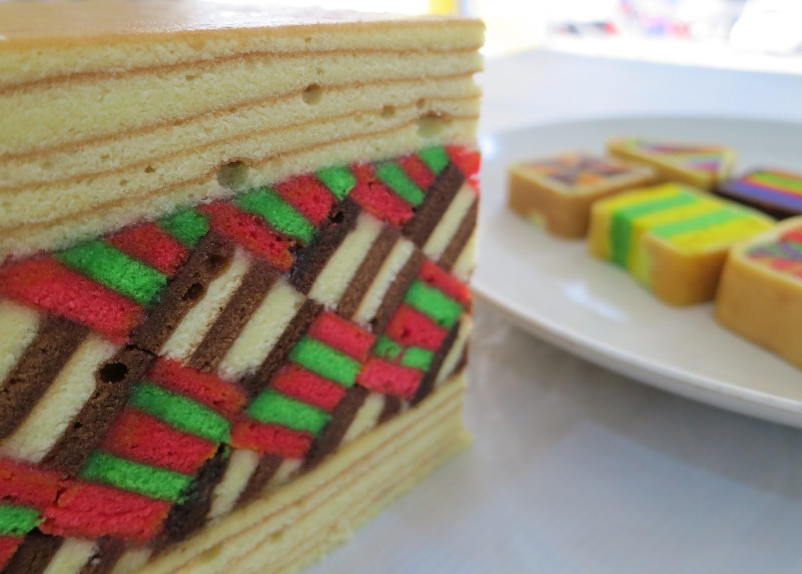 sarawak cake - photo #7