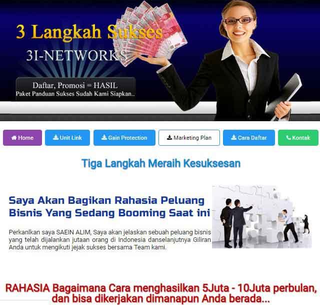 Download Gratis Landing Page Blogspot