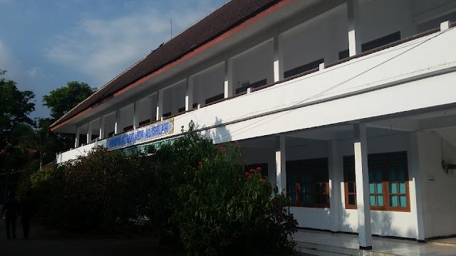 Rehab Gedung Sekolah