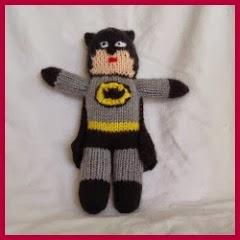 Batman de punto
