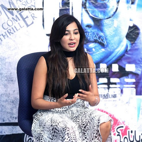 Parvathy Nair latest photos from Koditta Idangalai Nirappuga team interview