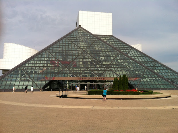 Meandering In Rv Rock And Roll Hall Of Fame