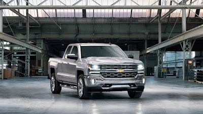 Chevrolet Silverado's Steel Bed Outperforms Ford F-150