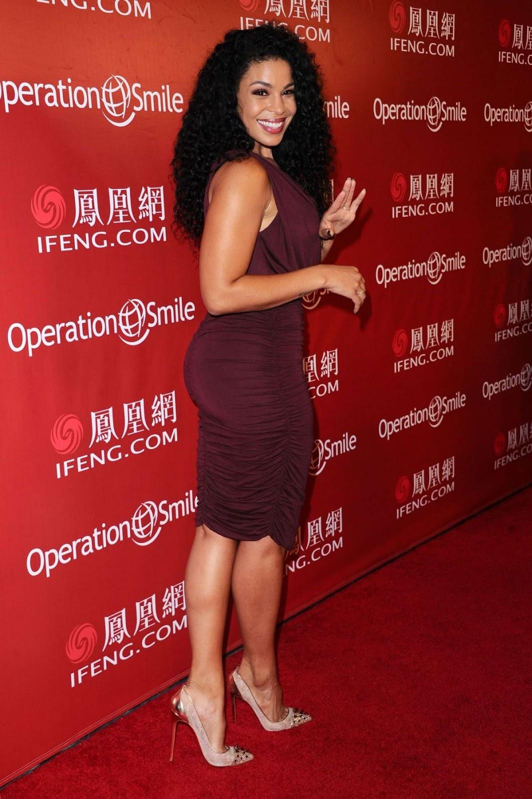 Jordin Sparks at Operation Smile Gala