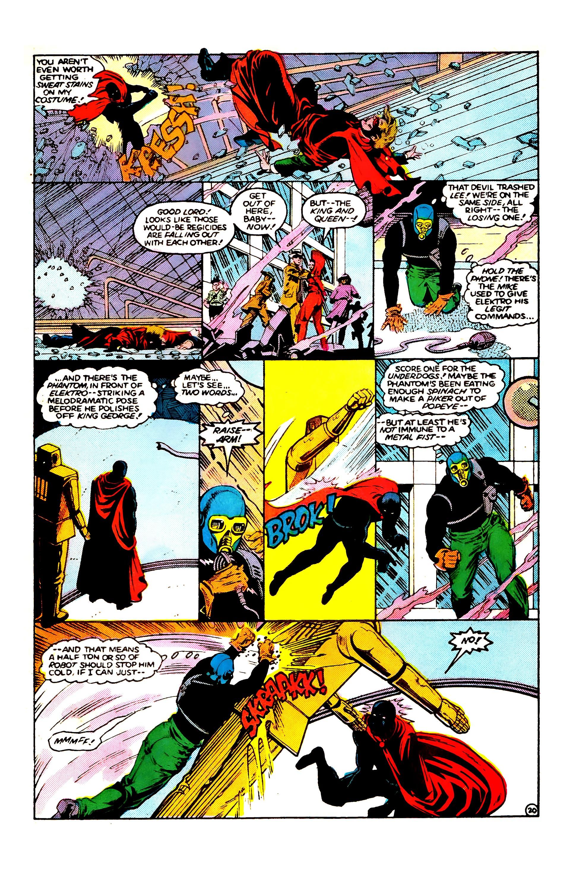 Read online Secret Origins (1986) comic -  Issue #7 - 47