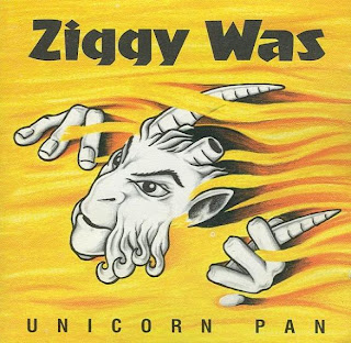 Unicorn Pan - Ziggy Was