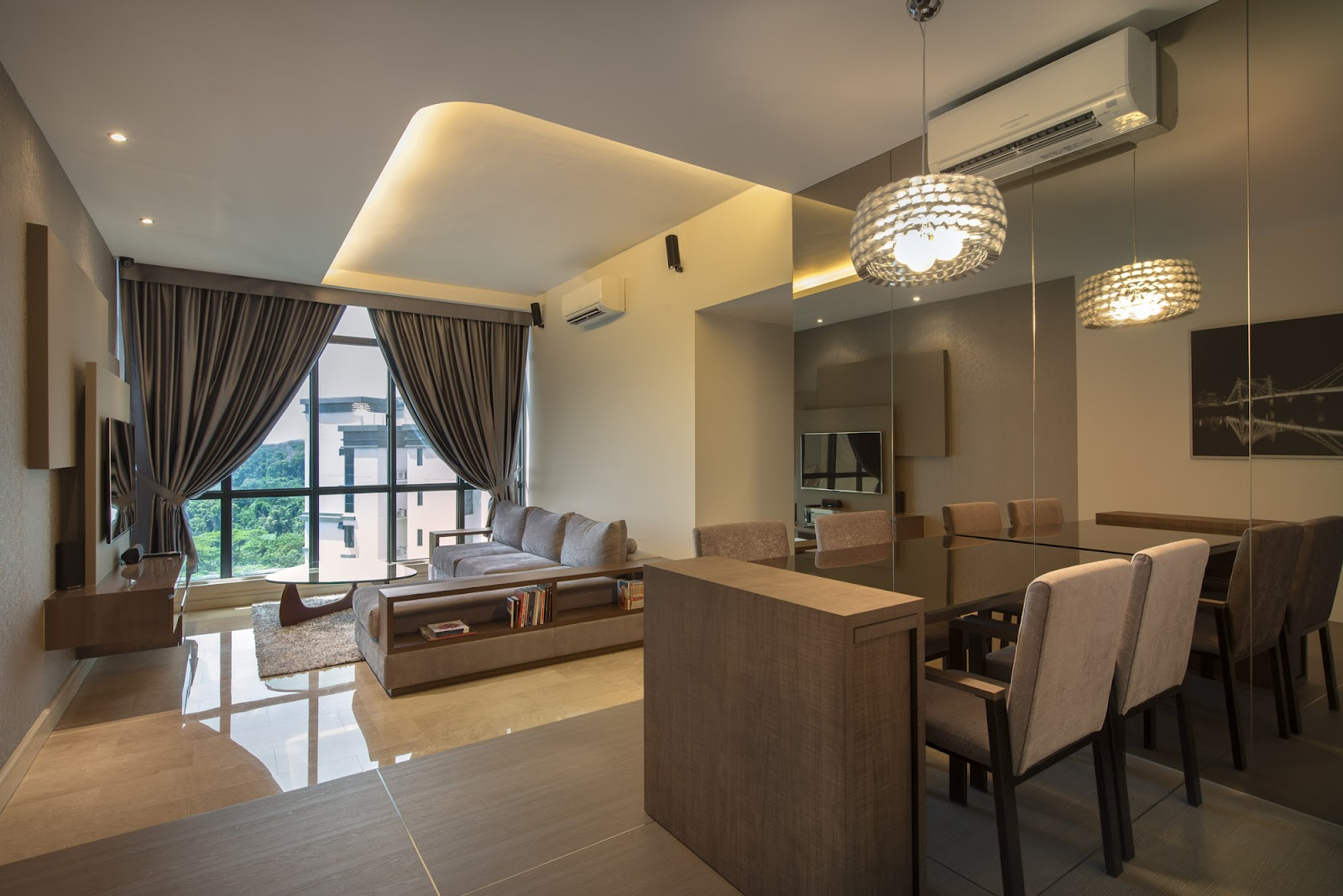 Rezt & Relax Interior Design Regent Heights Condo Project ...