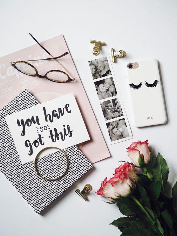 5 hábitos principais de blogueiras de SUCESSO