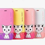 เคส-iPhone-6-Plus-รุ่น-เคส-iPhone-6-Plus-ฝาพับแมวเหมียวสินค้านำเข้า-ของแท้-!!