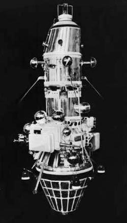 Sonda Luna 10.
