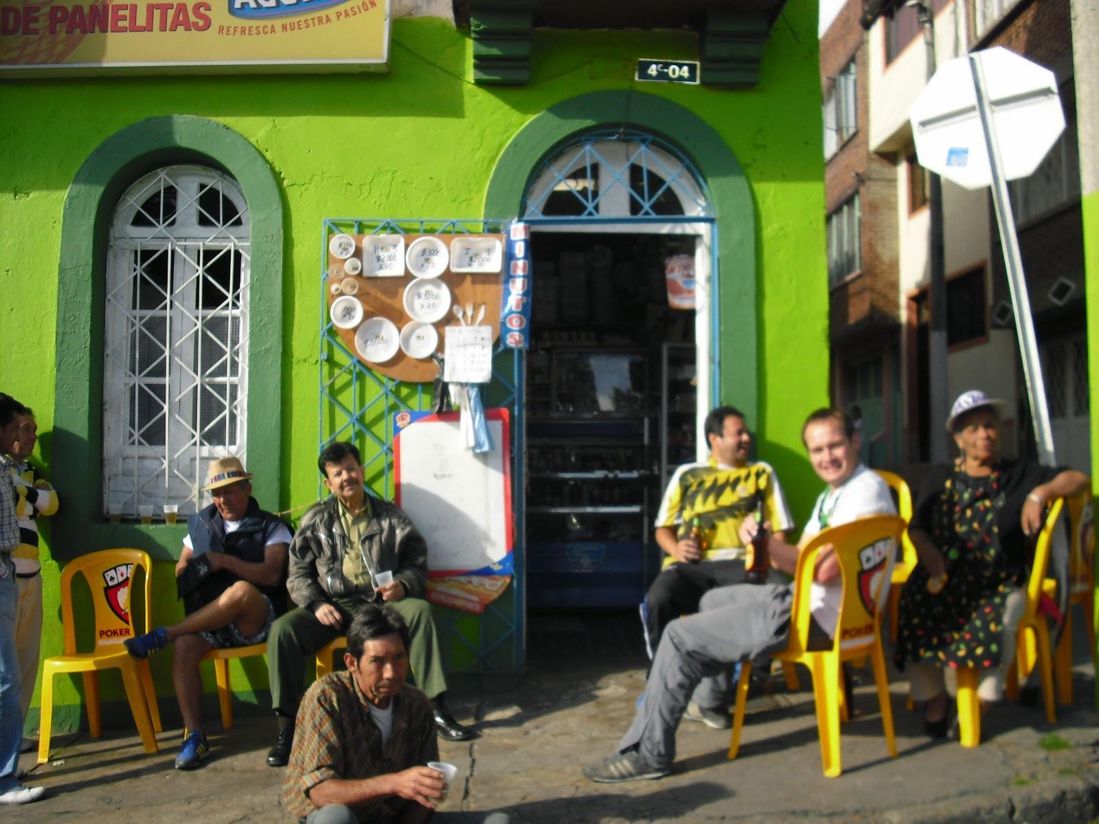 Don Fernando's, aka Las Panelas, in La Perseverancia, Bogotá D.C.