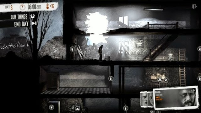 This War Of Mine PC Games Gameplay