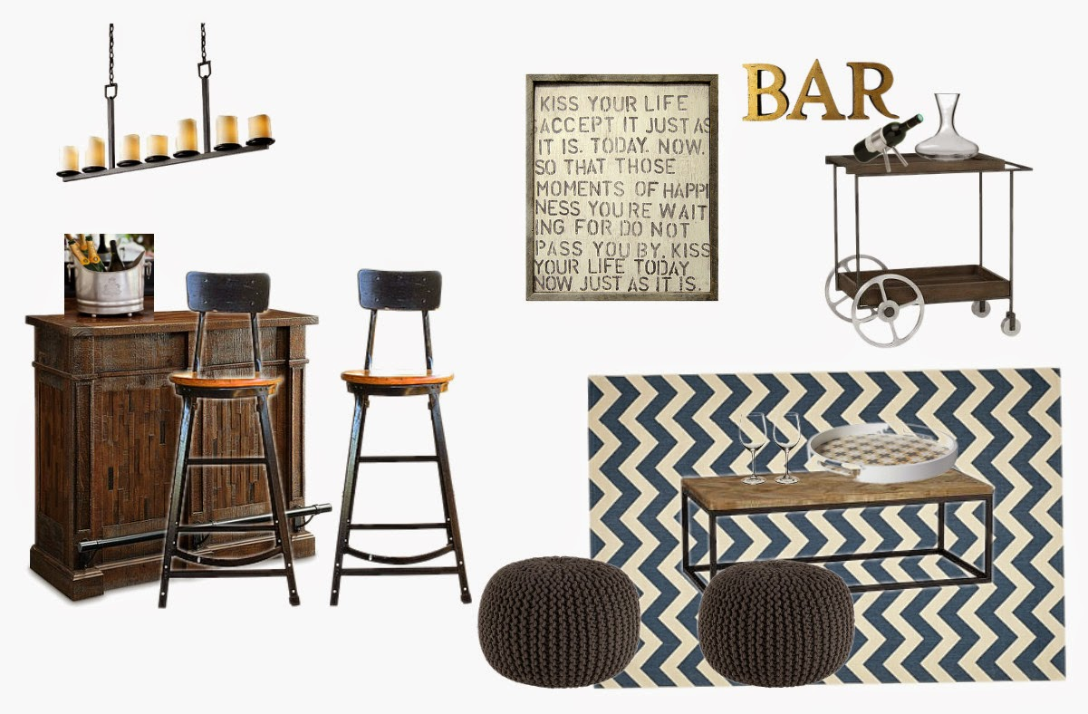 style board for Chairish | the colored door