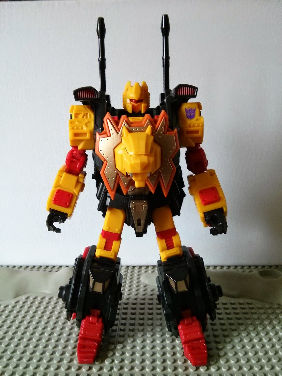 Masterminds creations Razorclaw