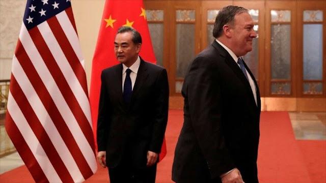 China pide moderación a EEUU en caso de Irán y guerra comercial