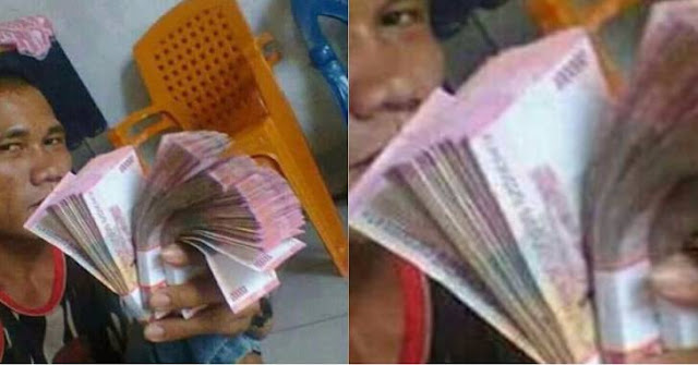 Berani Banget Nih Orang, Terang-terangan Jual 'Uang Palsu' di Media Sosial