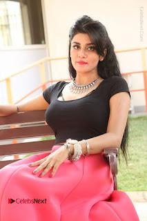 Telugu Actress Harini Stills at Dhyavudaa Movie Teaser Launch  0264.JPG