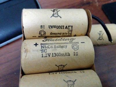 Baterias de Ni-Cd