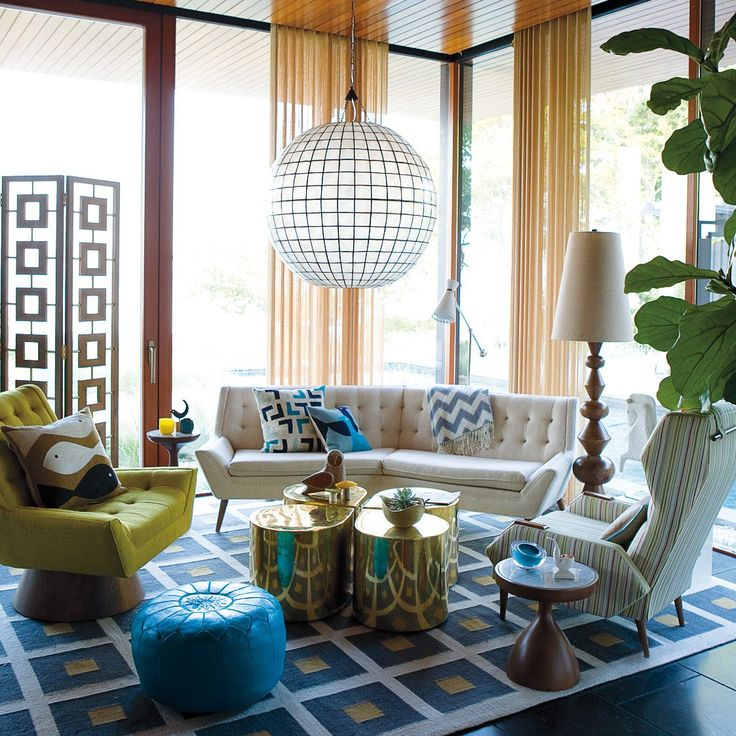 jonathan adlers shelter island homehappy chic - Jonathan Adler Living Room