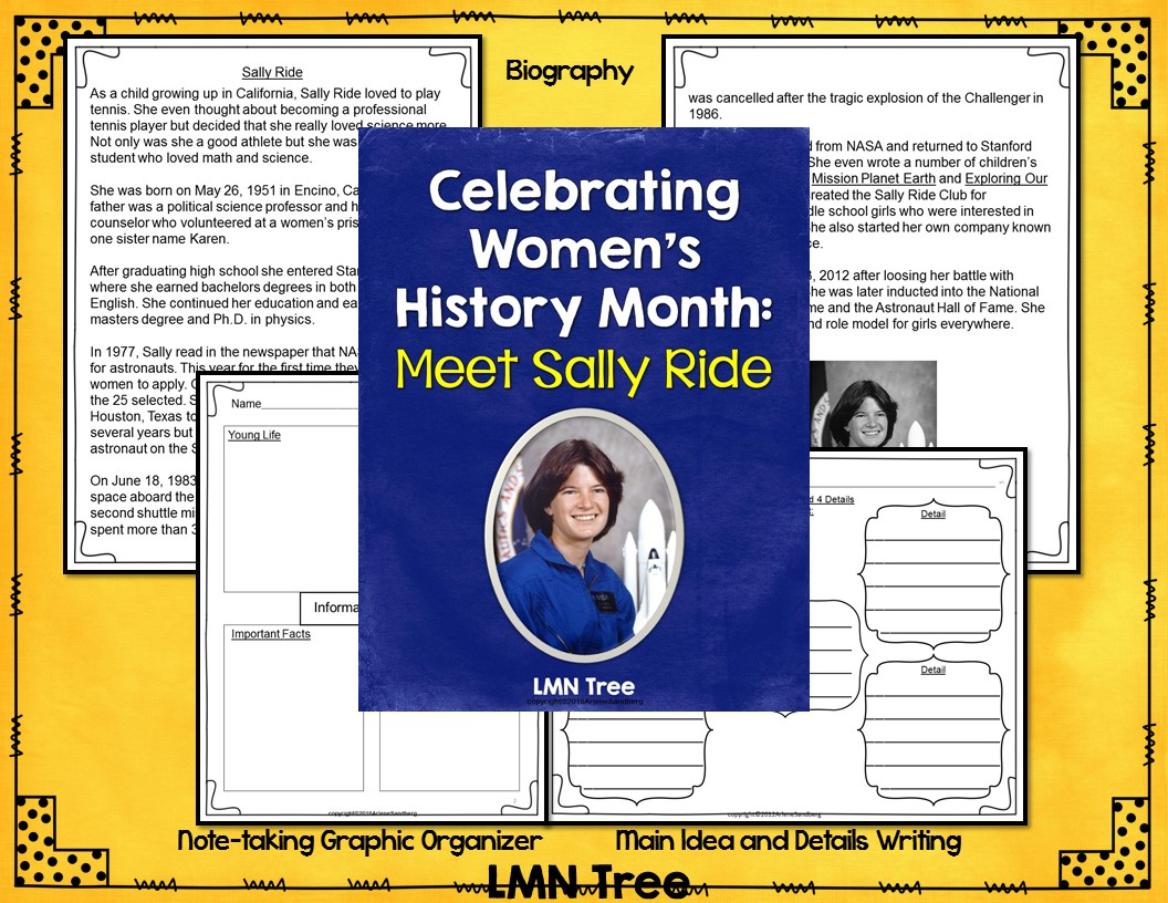 Lmn Tree Celebrating Women S History Month With Free Resources And Activities