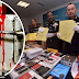 Ah Long tersalah simbah cat merah pada rumah pegawai polis, 4 sindiket ditumpaskan, 29 individu ditahan