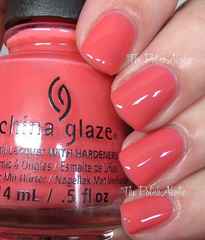 The PolishAholic China Glaze Spring 2016 House Of Colour Collection