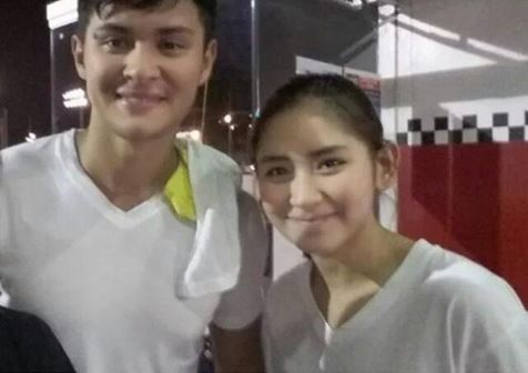 Sarah Geronimo and Matteo Guidicelli celebrated Valentine's day in the most unique way!