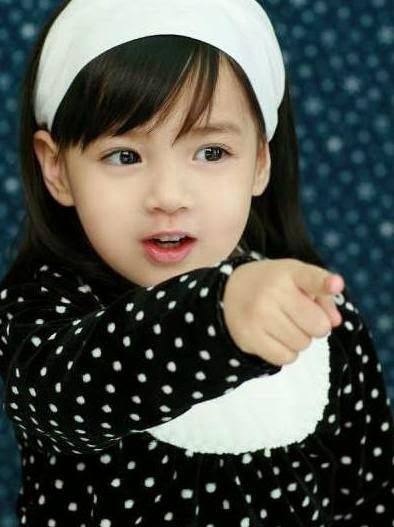 Foto bayi cantik asal cina