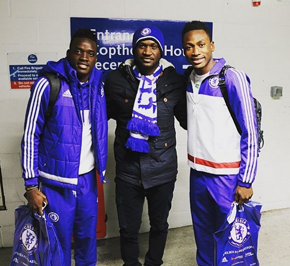 peter okoye and chelsea stars