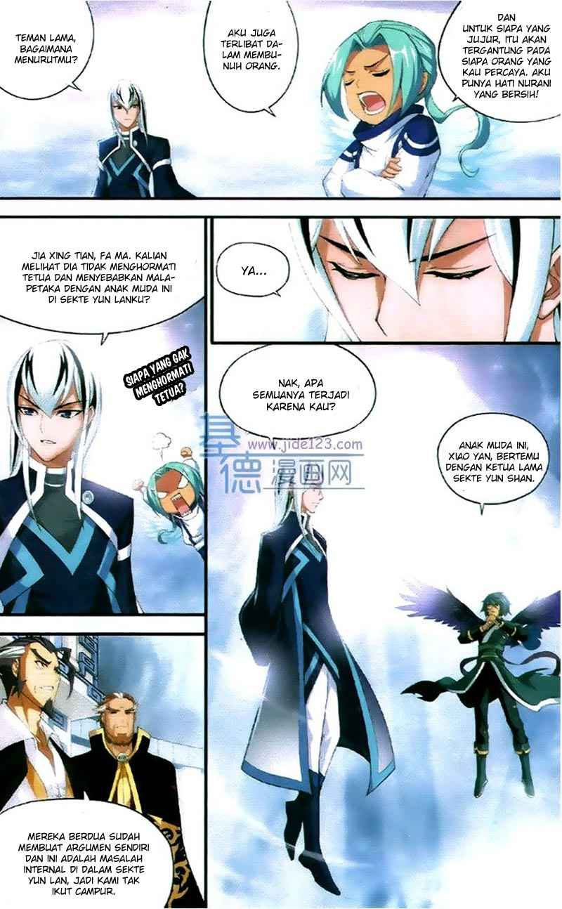 Battle Through Heaven Chapter 81-20
