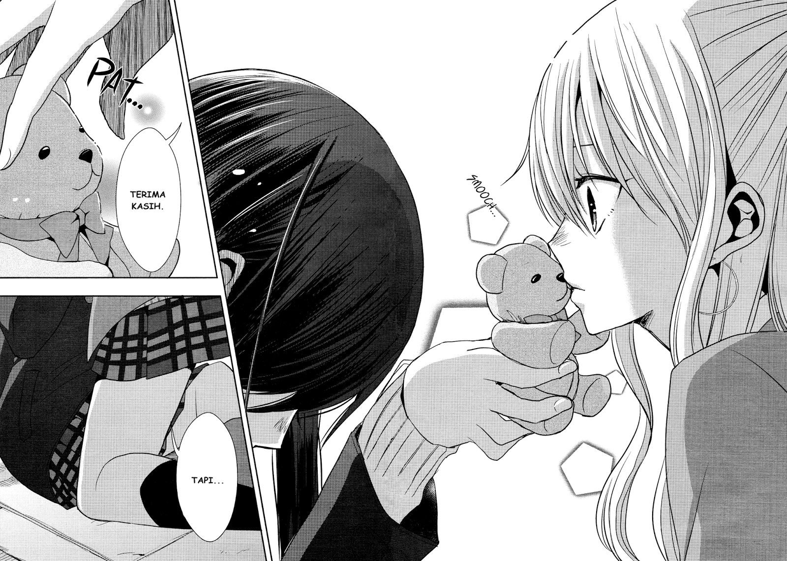 Baca Manga Citrus Chapter 16 Bahasa Indonesia
