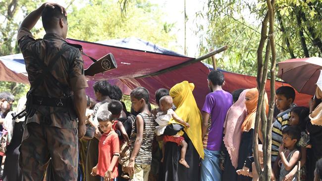 United Nations says over 400,000 Rohingya have entered Bangladesh as Dhaka seeks help