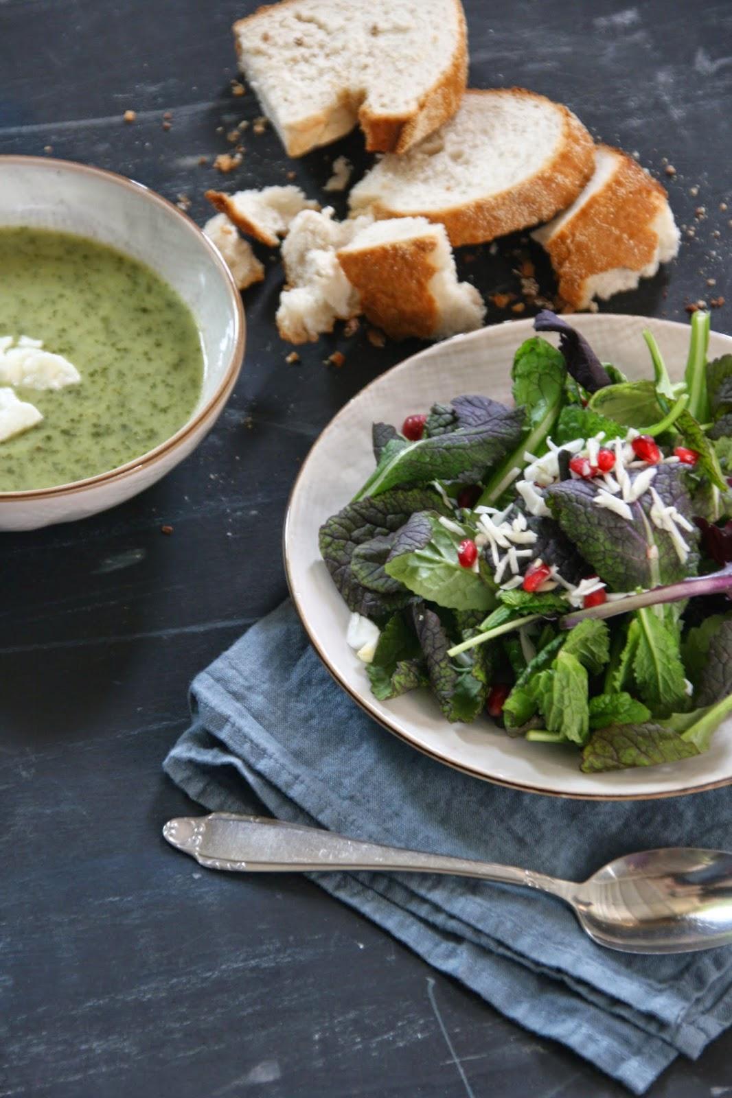 Workshop foodfotografie & styling soep en salade
