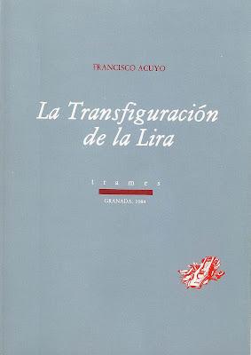 La transfiguración de la lira 1, Francisco Acuyo