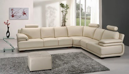 Sofa Sudut Keluarga