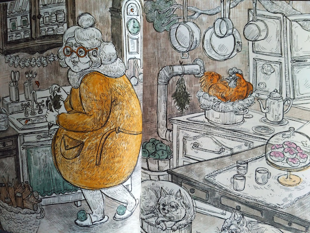 Kuchnia u babci