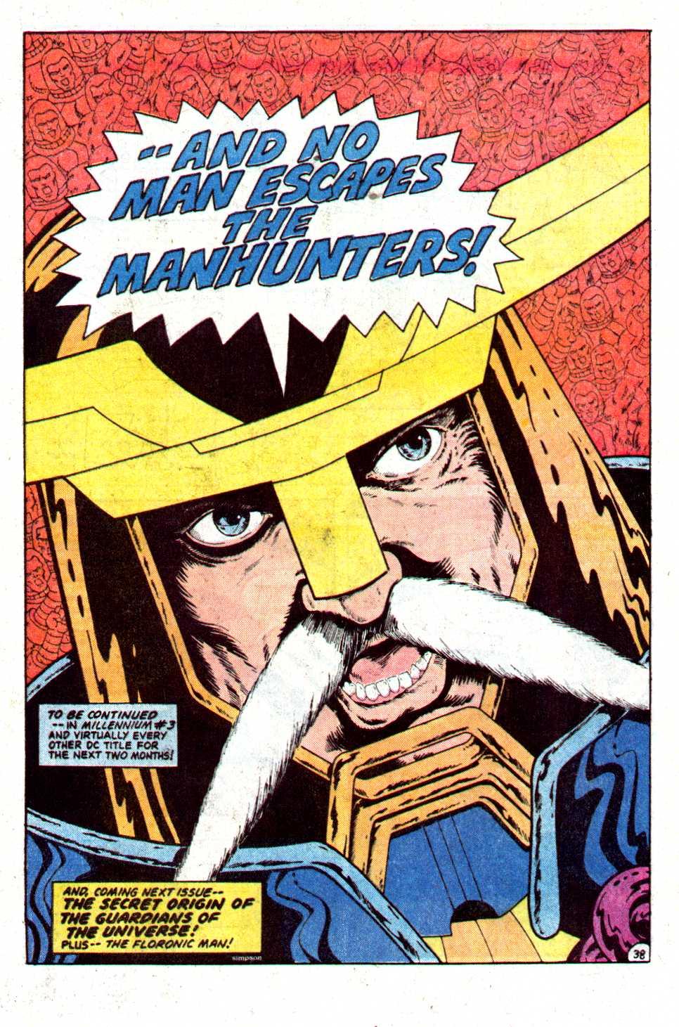 Read online Secret Origins (1986) comic -  Issue #22 - 39