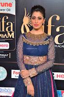 Raai Laxmi in Beautiful Backless Designer Anarkali Gown at IIFA Utsavam Awards 2017  Day 2  Exclusive 15.JPG
