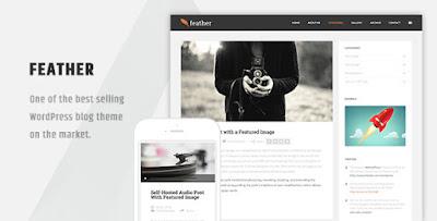 Feather WordPress Theme Free Download