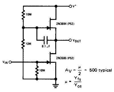 Super Ultra-high gain Audio Amplifier Circuit Diagram